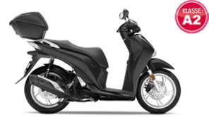 Abbildung Honda-sh150i