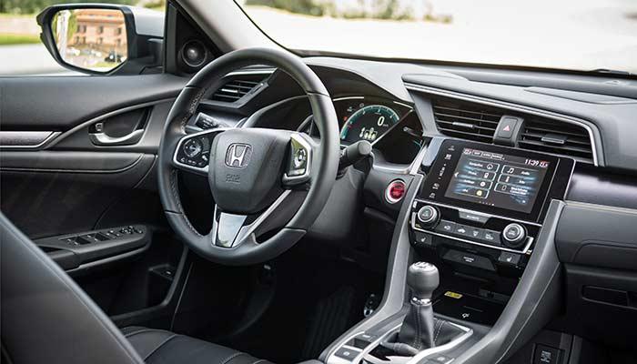 Honda Civic Interieur