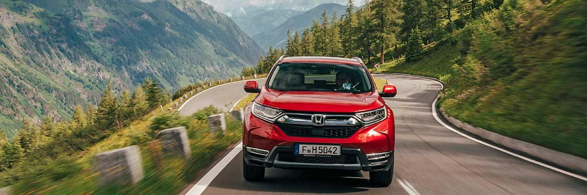 Honda CR-V Frontal