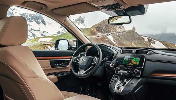 Honda CR-V Interieur